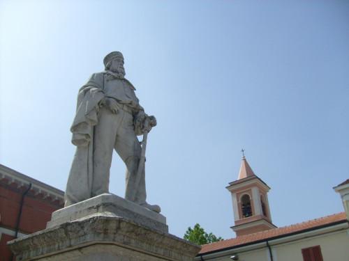 Monument to Giuseppe Garibaldi