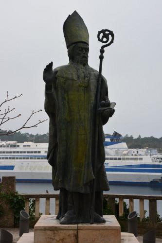 Monument of St. Nicholas