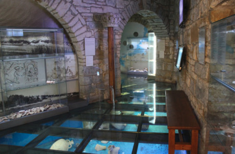 03 Museums, interpretation centers, collections and visitor centers
