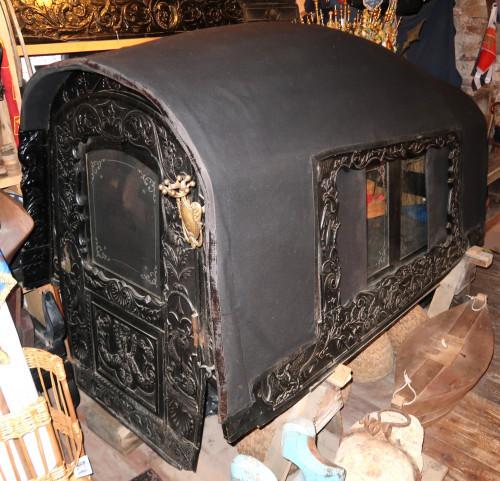 Removable cabin of the private gondolas, called